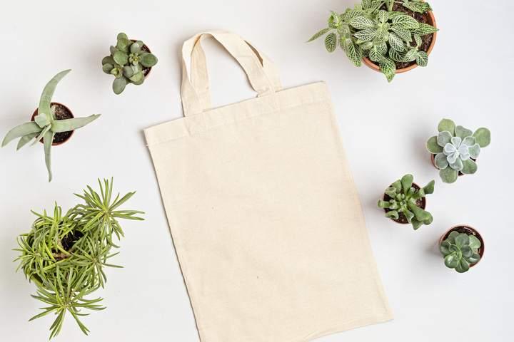 Tote bag personnalisable en coton bio de qualité