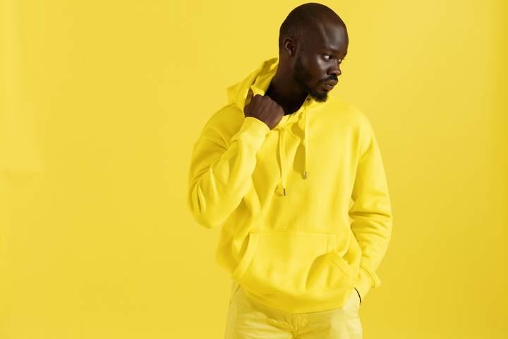 Diversité des couleurs de sweats à personnaliser