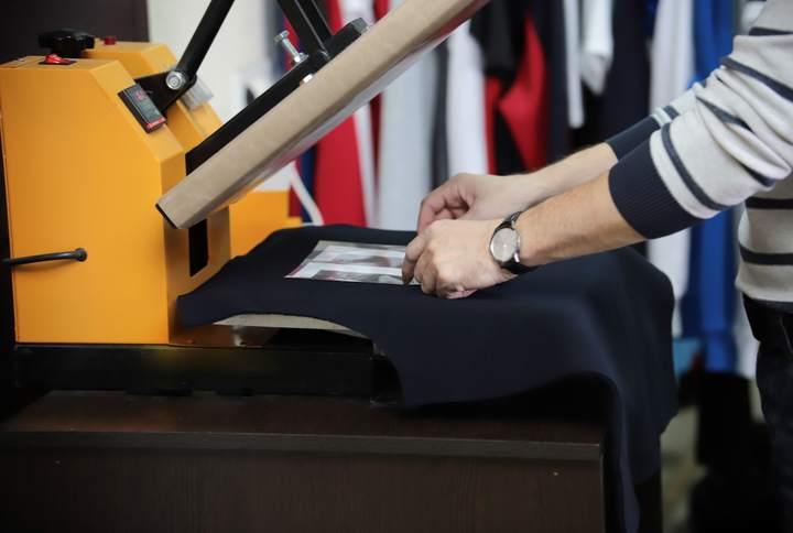 Service de transfert sérigraphique Apparelo France