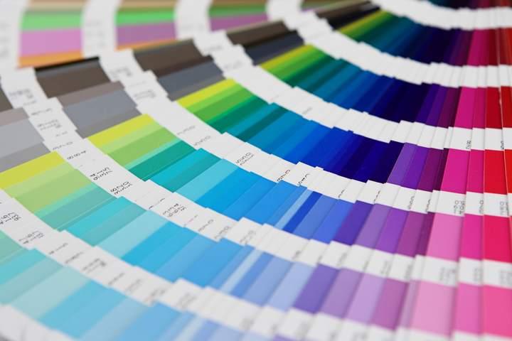 Large choix de couleur du transfert sérigraphique