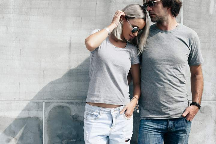 T-shirt en coton personnalisable Apparelo